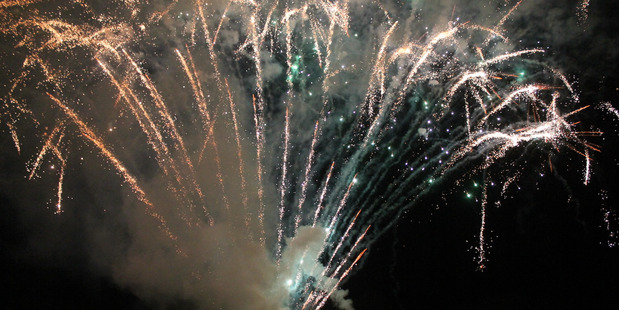 Rotorua people made 14 claims for firework-related injuries last year.