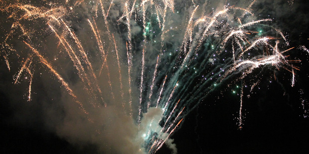 Tauranga and Western Bay of Plenty people made 16 claims for firework-related injuries last year.
