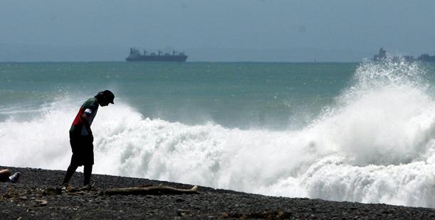 LIFELINE: Marine Parade is crying out for throwable lifebuoys, writes Mark Story. PHOTO FILE