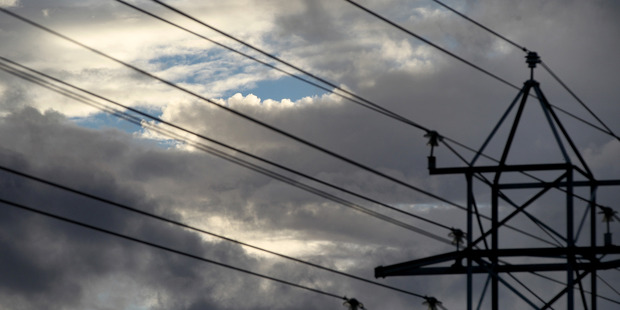The outage is affecting 1600 homes in Lyttelton. Photo / File