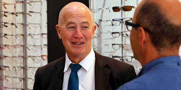 Northland Chamber of Commerce CEO Tony Collins. Photo/FILE