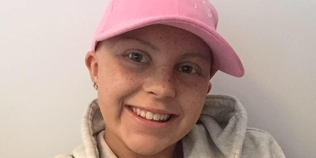 Georgia Buckingham, 16, died peacefully at her home on Friday morning after a two-year battle with myeloid leukaemia.