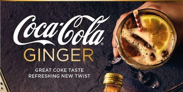 Coke-Cola Ginger