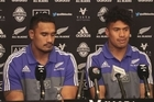 All Blacks loose forward Ardie Savea talks about training, preparation and the build up to Saturday's test match against Ireland in Chicago.
