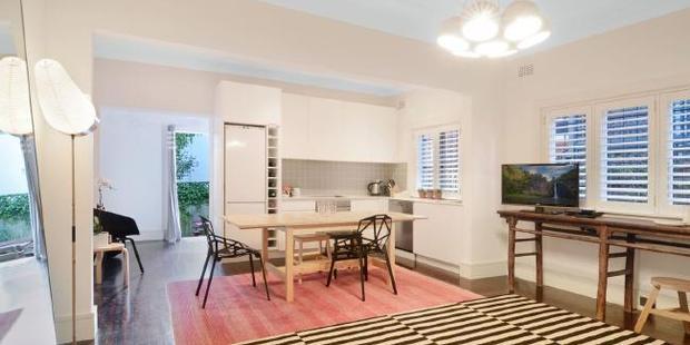 BrickX Bondi Beach house interior. Photo/supplied