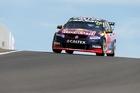 Kiwi Shane van Gisbergen is on track to  lift the Supercars trophy. Photo / Photosport