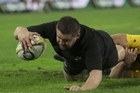 All Blacks hookers Dane Coles and Codie Taylor talking about their careers in rugby