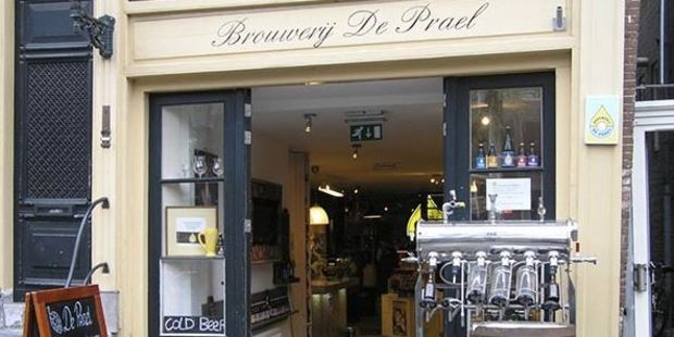 De Prael brewery, located in the Dutch capital of Amsterdam. Photo / Supplied