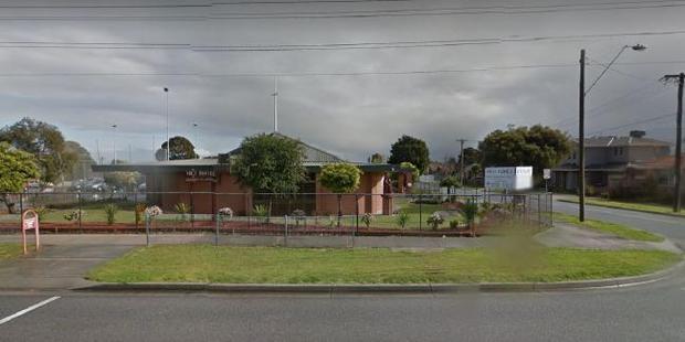 The Holy Family Church at Doveton. Photo / Google