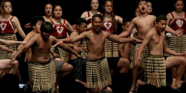 More than 7000 children, representing every school and pre-school in the region, will perform the haka - Ko Wairarapa - composed for the people of Wairarapa. Photo / Supplied