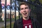 Harvard University students commend the school's response of suspending its men's soccer team for the rest of the season over sexual comments made about members of the women's soccer team.