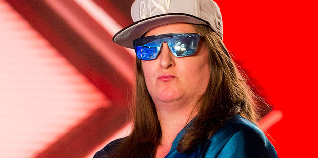 Loading X Factor contestant Honey G has been criticised for appropriating hip-hop for her performances on the talent show.