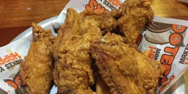 Hooters is trying to focus on its food. Photo / Supplied