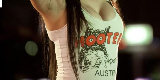 Hooters wants to bust the 'breastaurant' stigma in Australia. Photo / Supplied