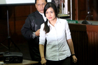 Jessica Kumala Wongso was found guilty by a Jakarta court last week and sentenced to 20 years in prison. Photo / AP