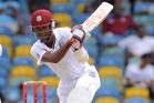 West Indies batsman Kraigg Brathwaite. Photosport