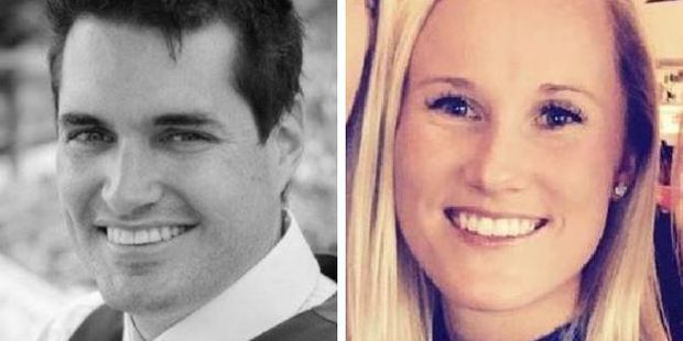 Loading Paul Lambert was shot dead by police after stalking Angela Jay, who he met on Tinder. Photos/ Facebook