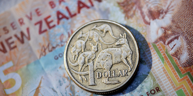 Australian and New Zealand currency is seen in Sydney, Australia. Photo / File