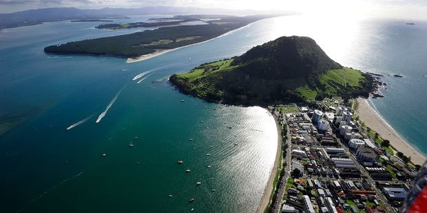 The average Tauranga home is now worth more than $650,000. Photo/file