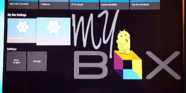 A screen grab from the My Box NZ instructional video. Photo / via video