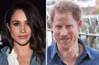Prince Harry is certainly not giving anything away about his rumoured romance with Suits star Meghan Markle. Photo / Getty Images