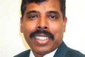 Massey University lecturer Raja Peter.