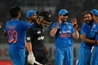 A New Zealand batting shambles has seen the national cricket side capitulate by 190 runs to India in their one-day international series decider in Visakhapatnam. Source: Sky Sport