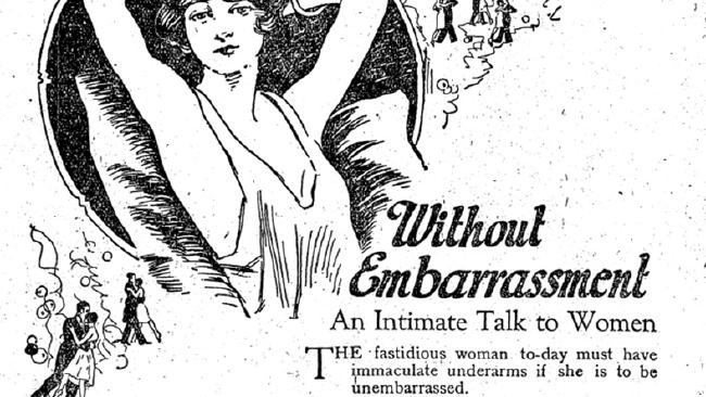 A Harper's ad from 1922