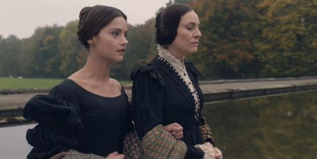 A scene from TVNZ 1's television series, Victoria.