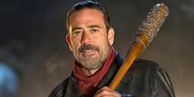 Everyone seems to have an unwanted crush on Negan, from The Walking Dead.