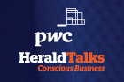 PwC Herald Talks: Conscious Business - 16th Nov - BUY TICKETS NOW
