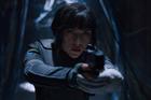 Scarlett Johansson gets fierce as The Major in Ghost in the Shell.