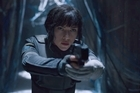 Scarlett Johansson in the film Ghost In The Shell picture supplied