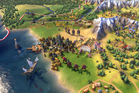 A scene from Civilization VI, the latest game in the franchise which lets players go to war.