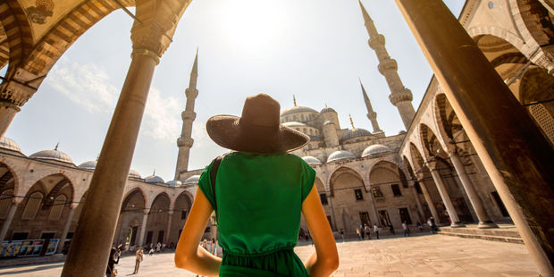 Ladies, planning a solo trip? Keep calm and venture on. Photo / 123RF