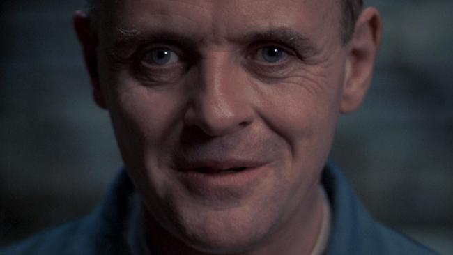 """Hannibal Lecter never actually said the line, """"Hello, Clarice""""."""