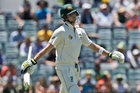 Steve Smith's lbw dismissal against South Africa caused the Australian skipper and many of his countrymen great consternation. Photo / AP