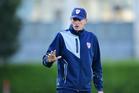 England coach Wayne Bennett. Photo / Photosport