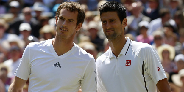 Andy Murray and Novak Djokovic will stage a dramatic battle to finish 2016 on top of the world as the two old rivals aim for the title at the ATP Tour Finals. Photo / Photosport