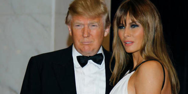 Was this night at the White House Correspondents Dinner in April, 2011 the one where Donald Trump, pictured with Melania, decided to run for the White House? Photo / AP