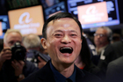 Alibaba founder Jack Ma. Photo / AP
