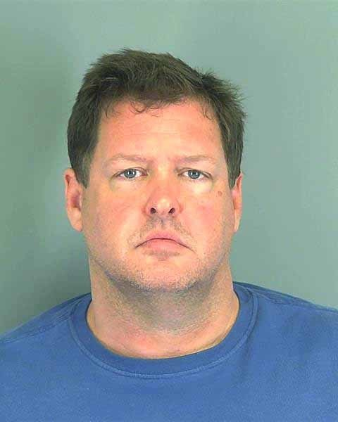 Todd Kohlhepp. Photo / County Sheriff's Office