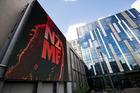 NZME building on Graham Street. Photo / File