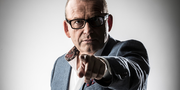 Paul Henry will make occasional appearances on TV3's new 7pm show, The Project. Photo/Michael Craig