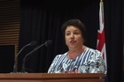 Paula Bennett, the Social Housing Minister, announces a $300million boost for emergency housing