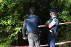 The body of a homeless man was discovered in bushes this afternoon in Parnell