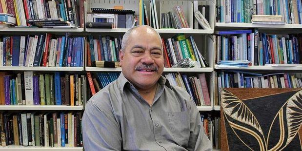 Associate Professor Malakai Koloamatangi heads Massey University's Pasifika Directorate.