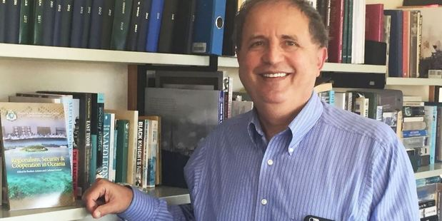 Professor Rouben Azizian is the director of Massey University's Centre for Defence and Security Studies.