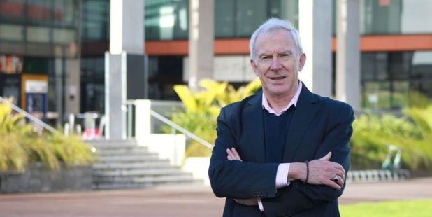 Dr Chris Galloway is the head of Massey University's public relations programme.
