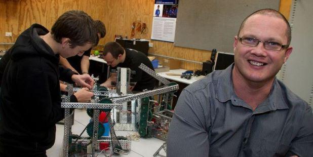 Johan Potgieter is an associate professor in mechatronics, additive manufacturing and robotics.
